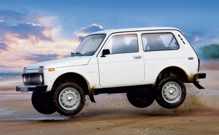 Lada 4x4 отправится в Китай и ОАЭ из Казахстана