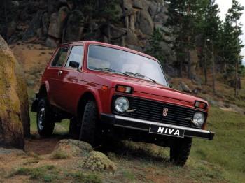 Lada 4x4 получит юбилейную спецверсию в 2017 году