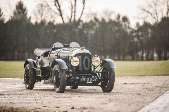 Ле-Ман Bentley 1928 Фото 06