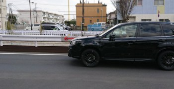 На тестах замечен прототип нового Subaru Forester