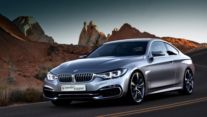 Обнародованы новые цены на BMW 4 серии в России