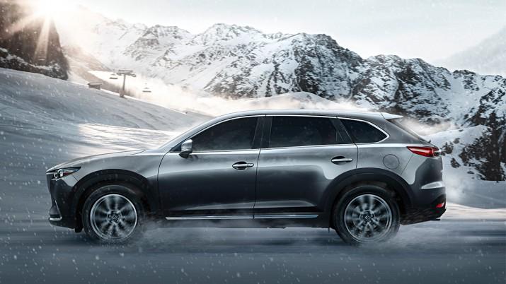 Обновленный кроссовер Mazda CX-9 получил российскую сертификацию