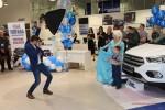 Презентация Ford Kuga 2017 Волгоград Фото 64