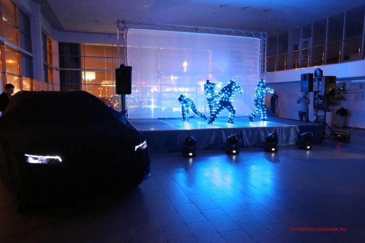 Презентация нового Volkswagen Tiguan в Волгограде Фото 15