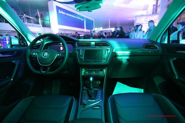Презентация нового Volkswagen Tiguan в Волгограде Фото 49