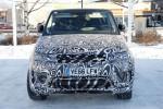 Range Rover Sport PHEV пойман в легком камуфляже