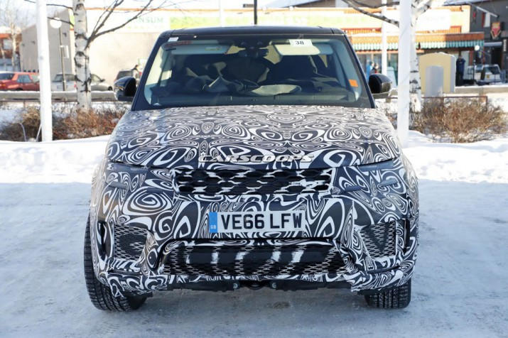 Range Rover Sport PHEV 2018 Фото 10