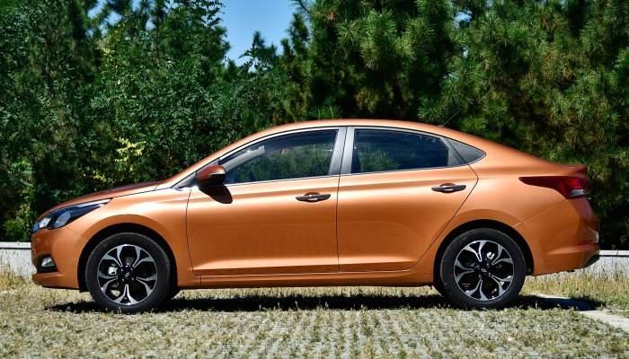 Российский вариант нового Hyundai Solaris официально представили публике