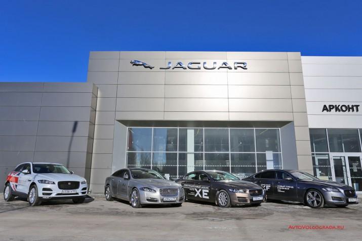 Тест-драйв Jaguar XF Фото 17