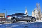 Тест-драйв Jaguar XF Фото 18