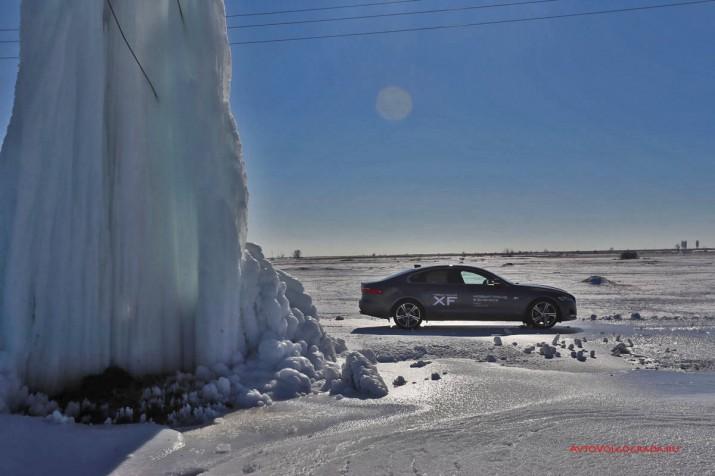 Тест-драйв Jaguar XF Фото 54