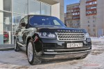 Тест-драйв Range Rover Vogue Фото 15