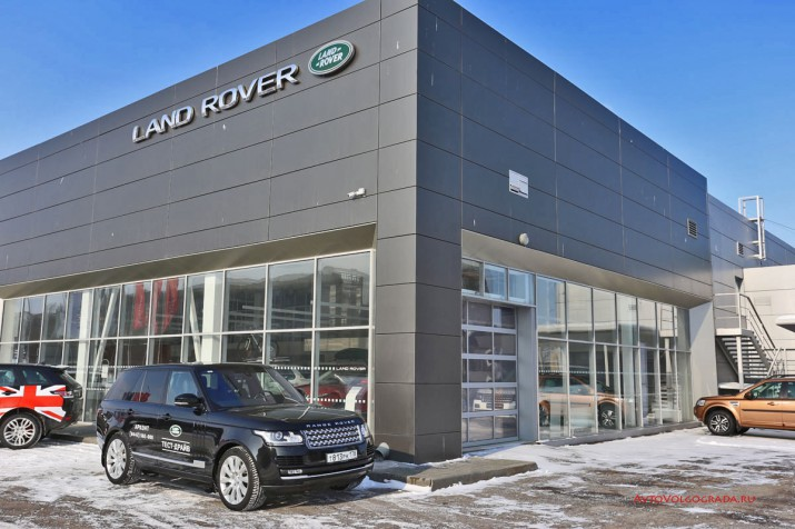 Тест-драйв Range Rover Vogue Фото 21