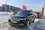 Тест-драйв Range Rover Vogue Фото 22