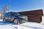 Тест-драйв Range Rover Vogue Фото 25
