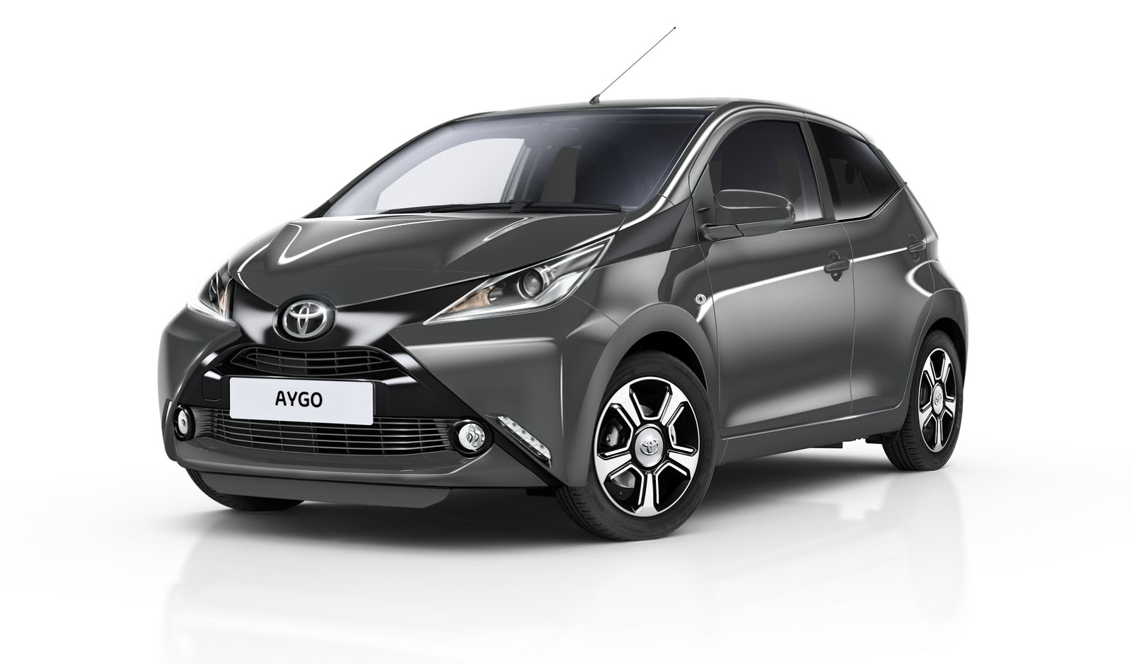 toyota aygo x clusiv. Black Bedroom Furniture Sets. Home Design Ideas