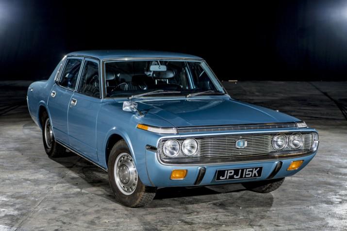 Toyota Crown De Luxe 1972 Фото 01