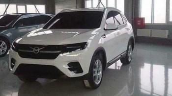 В сети появились снимки нового кроссовера марки УАЗ