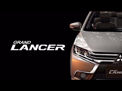 В сети появился рекламный ролик с новым Mitsubishi Grand Lancer 2017