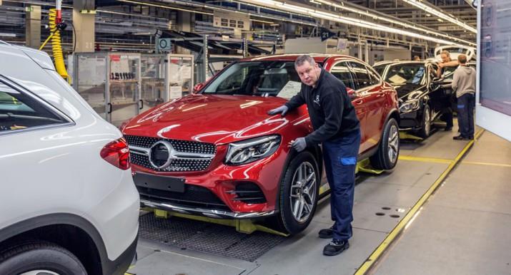 Завод Mercedes-Benz