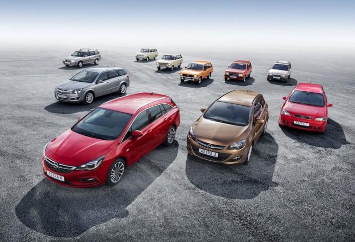Автомобили Opel 2017 Фото 3