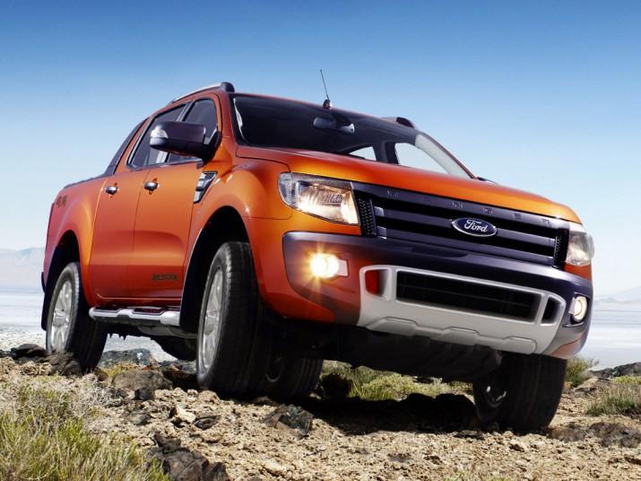 Более 1300 пикапов Ford Ranger в России попали под отзыв