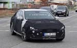 Hyundai тестирует новый фастбек i30 в стиле купе