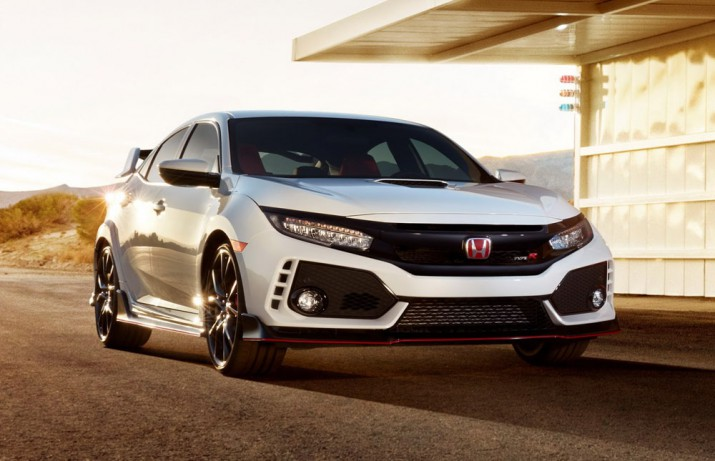 Honda Civic Type-R 2018 Фото 03
