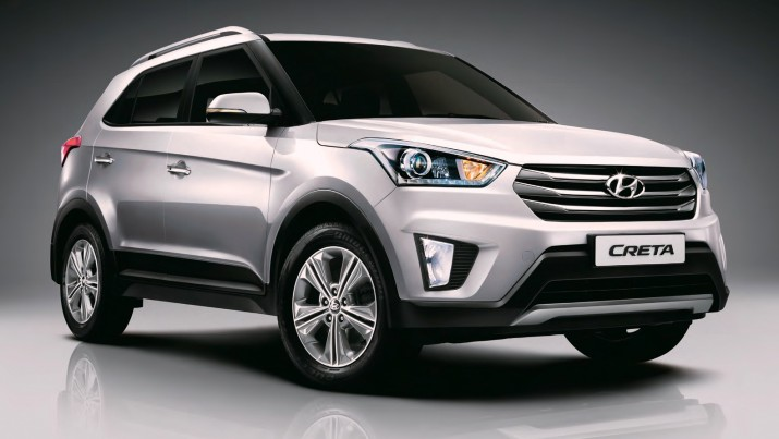 Hyundai Creta обошел Solaris по февральским продажам