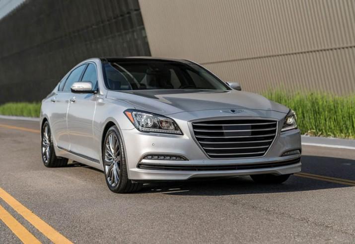 Hyundai G80 сменит модель Genesis на российском рынке
