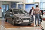 Презентация Hyundai Solaris 2017 в Волгограде