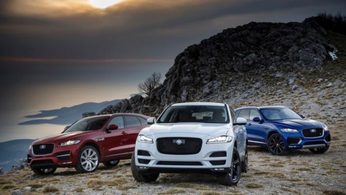 Jaguar Land Rover безлимитный интернет в каждый автомобиль!