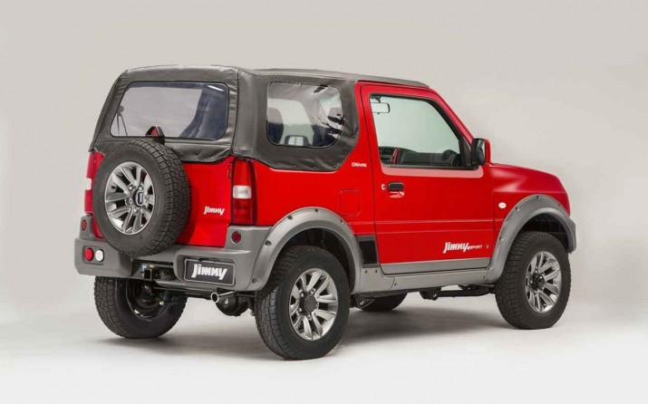 Кроссоверы Suzuki Jimny и Grand Vitara получат новые генерации в следующем году