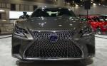 Lexus LS 500h 2018 11
