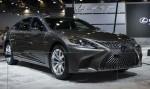Lexus LS 500h 2018 14