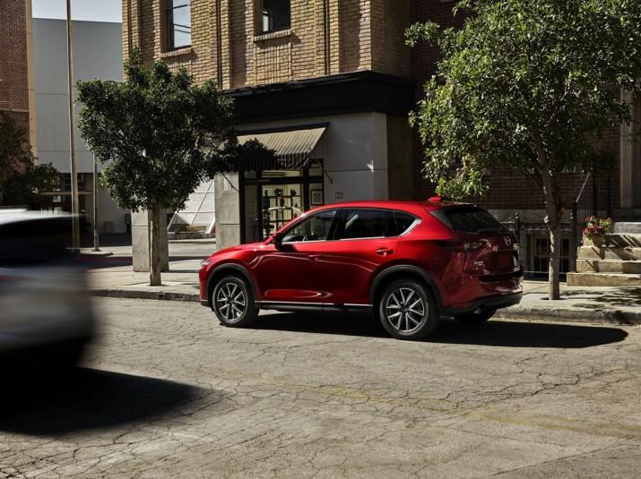 Mazda CX-5 2017 США Фото 08
