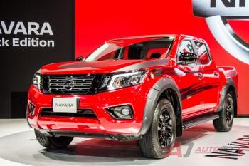 Nissan готовит специальную версию пикапа Navara