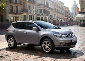 Nissan отзывает более 50 тысяч кроссовер Murano из-за неисправности гидроусилителя
