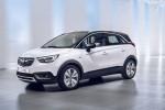 Новый Opel Crossland X 2017 Фото 08
