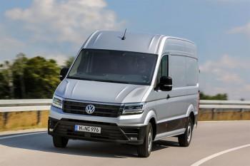 Новый Volkswagen Crafter уже доступен для заказа в России