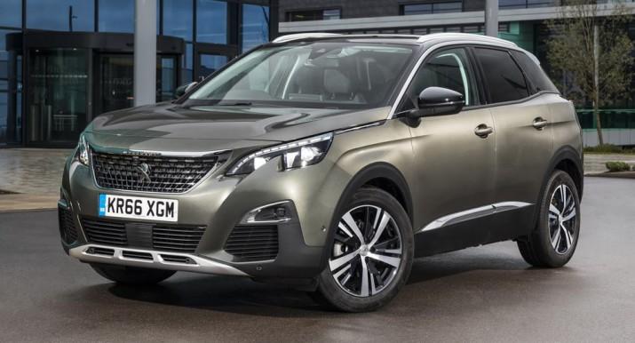 Peugeot 3008 2017 1