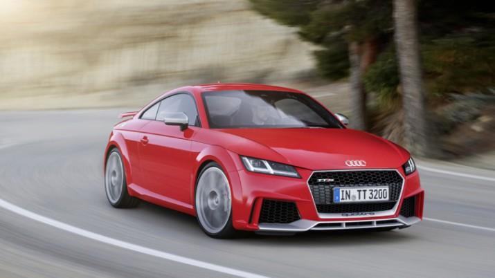 Россиянам представлена самая производительная версия купе Audi TT RS