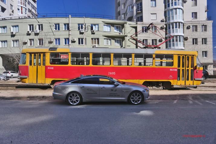 Даже на Волгоградских дорогах этому автомобилю есть, что вам показать.