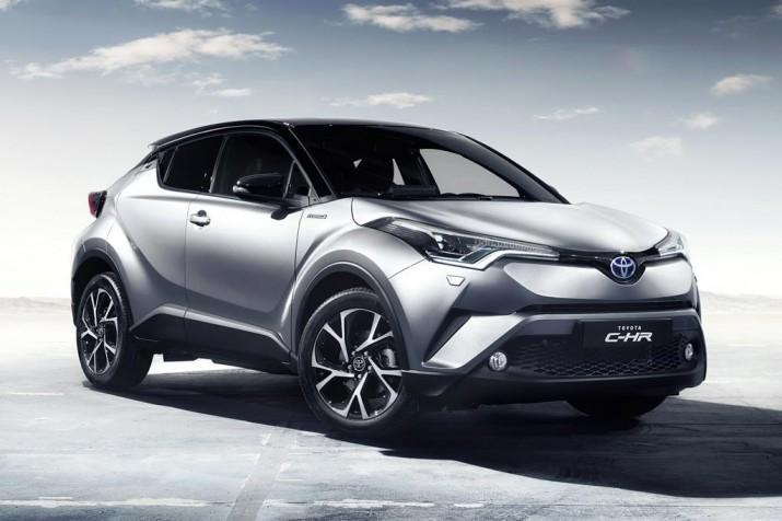Toyota C-HR обзавелась американским ценником