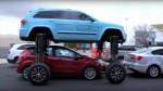 В Америке протестировали автомобиль-трасформер, перешагивающий через пробки