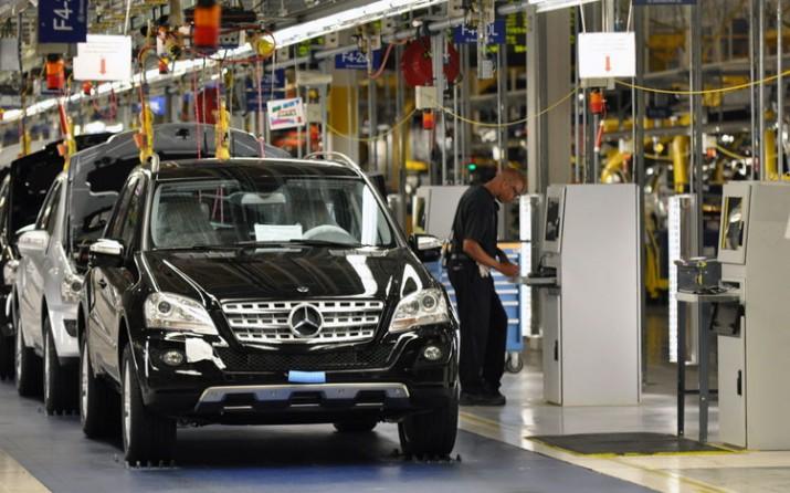 В Подмосковье начнут производить автомобили Mercedes по полному циклу