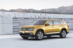 VW Atlas 2018 отлично подойдет на роль семейного автомобиля
