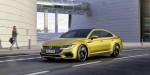 Volkswagen принимает заказы на новое 4-дверное купе Arteon