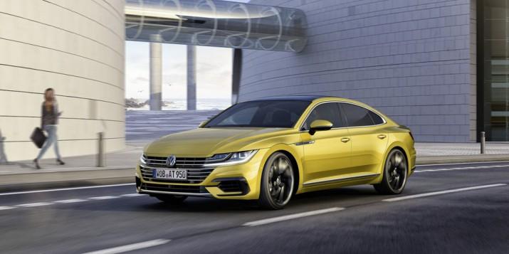 Volkswagen Arteon 2017 Фото 04