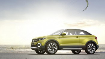 Концепт VW T-Cross Breeze